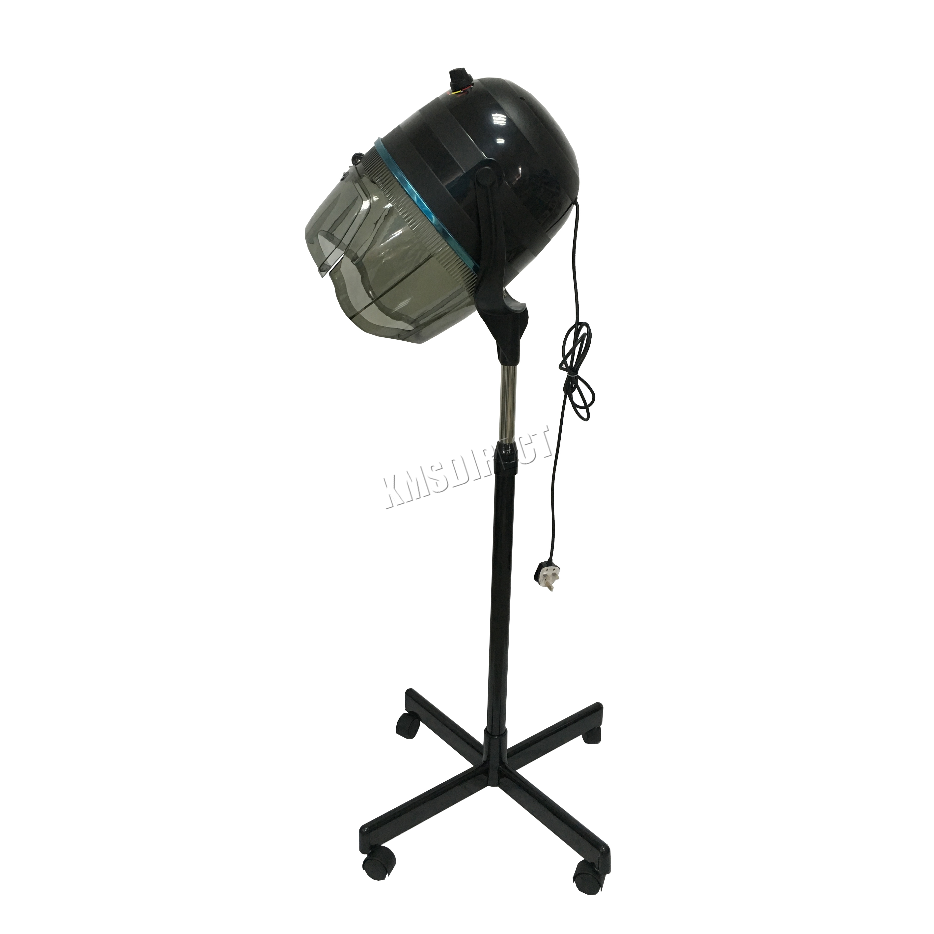 FoxHunter Portable Salon Hair Hood Dryer Stand Up