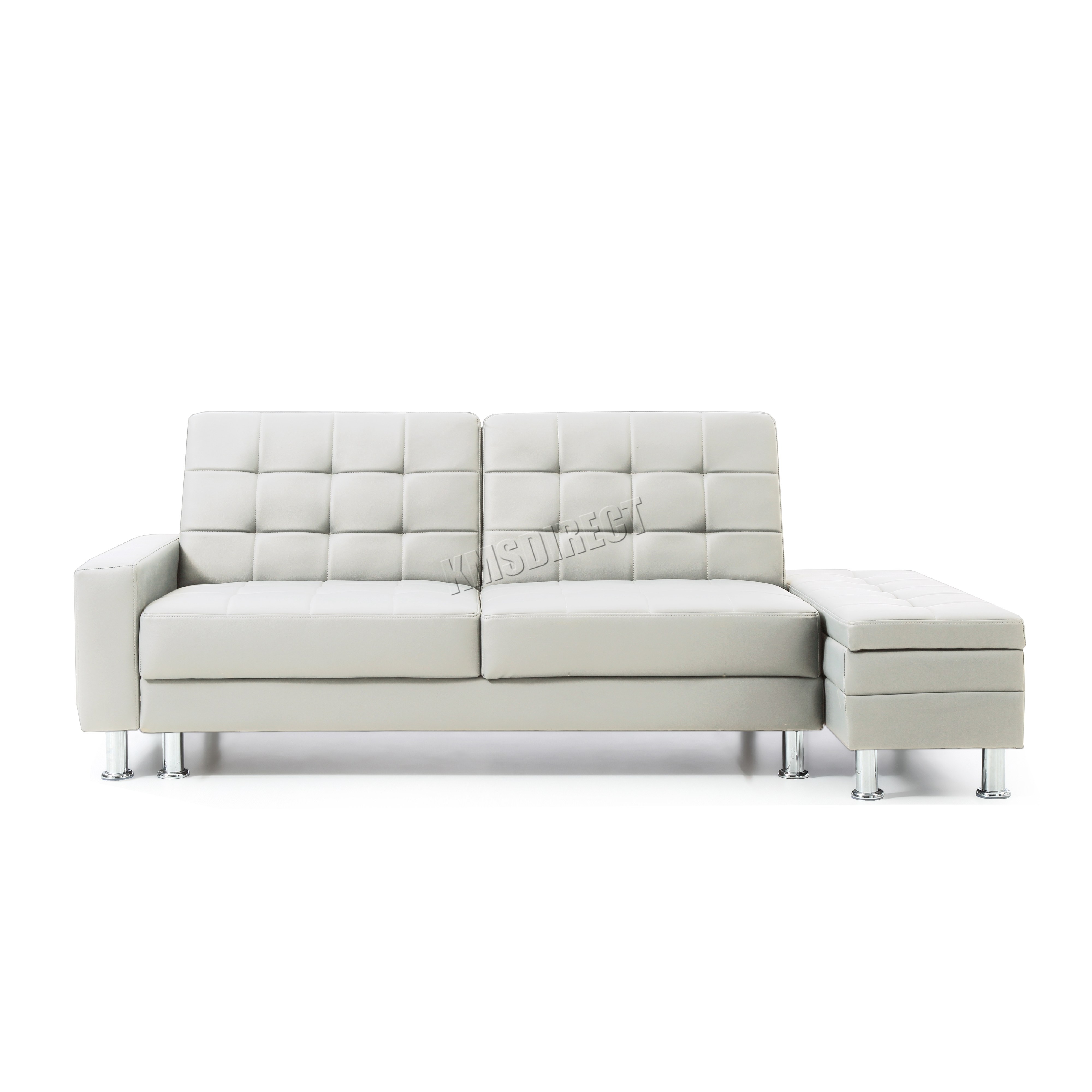 sofa bed with storage box pure leather sets in india ottoman beds a bi fold lid make your