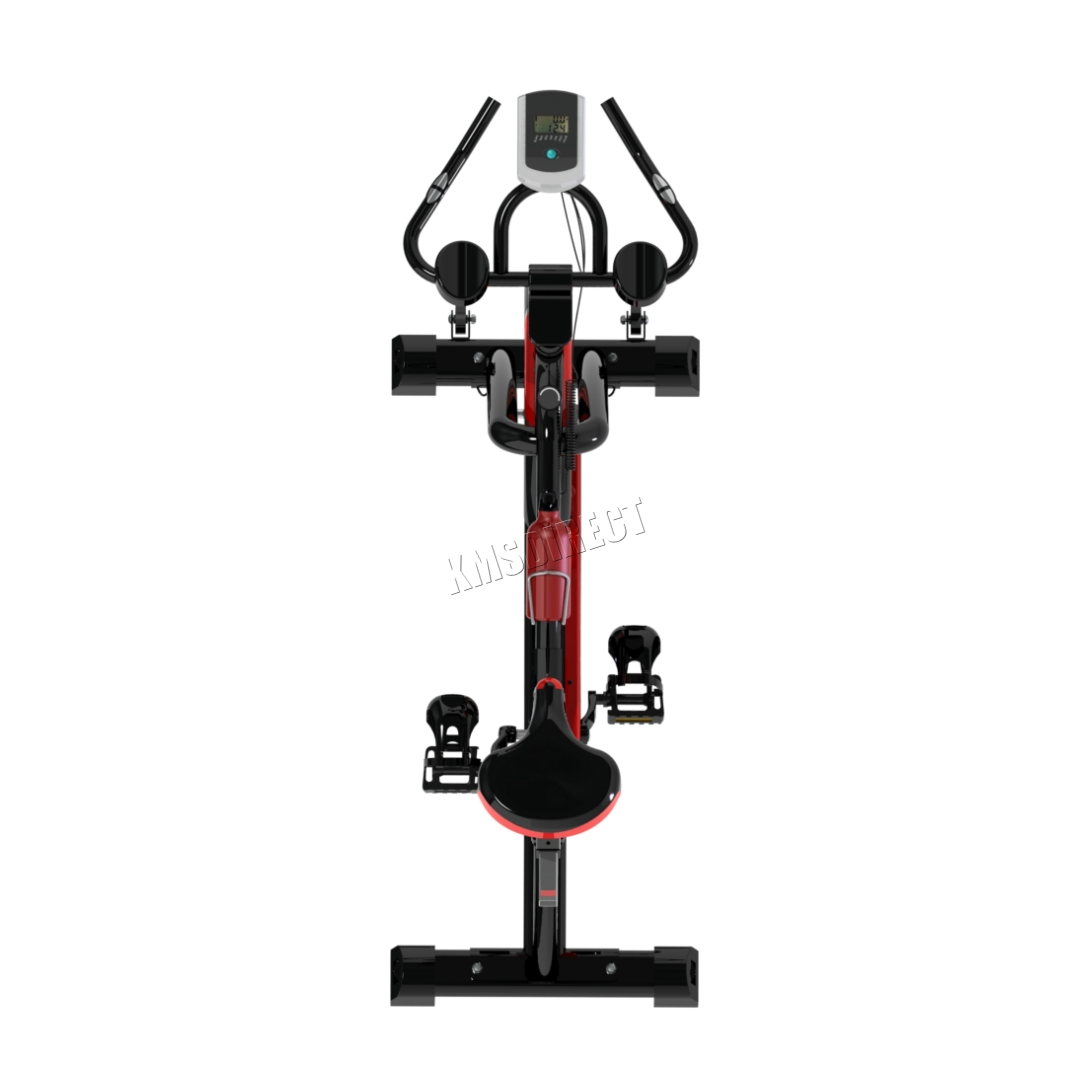 FoxHunter Fitness Exercise Bike Cycling Gym Indoor Workout