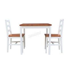 Pine Kitchen Chairs Ireland Aeron Chair Singapore Westwood Solid Wood Dining Table With 2 Set