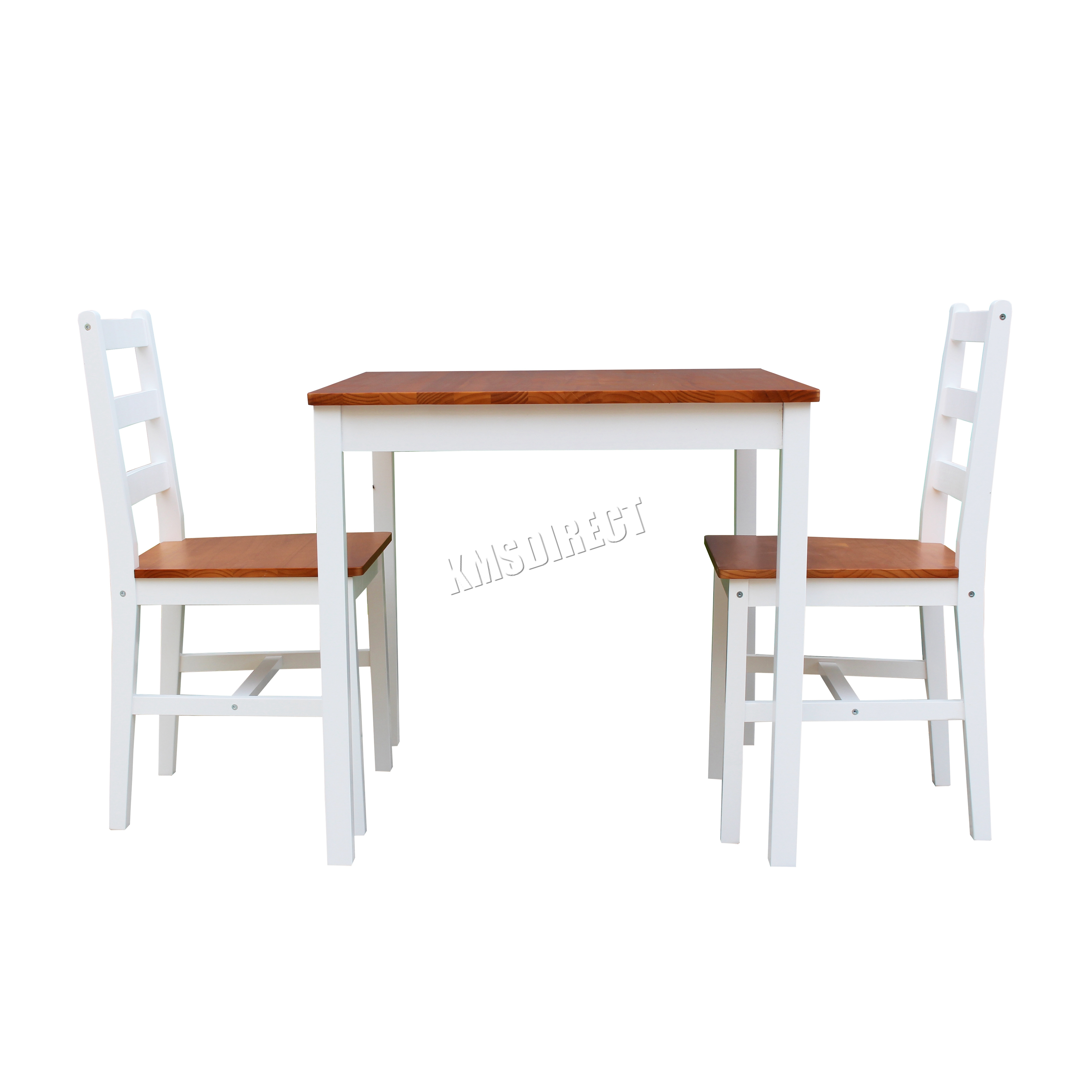 pine kitchen chairs child rocking chair westwood solid wood dining table with 2 set
