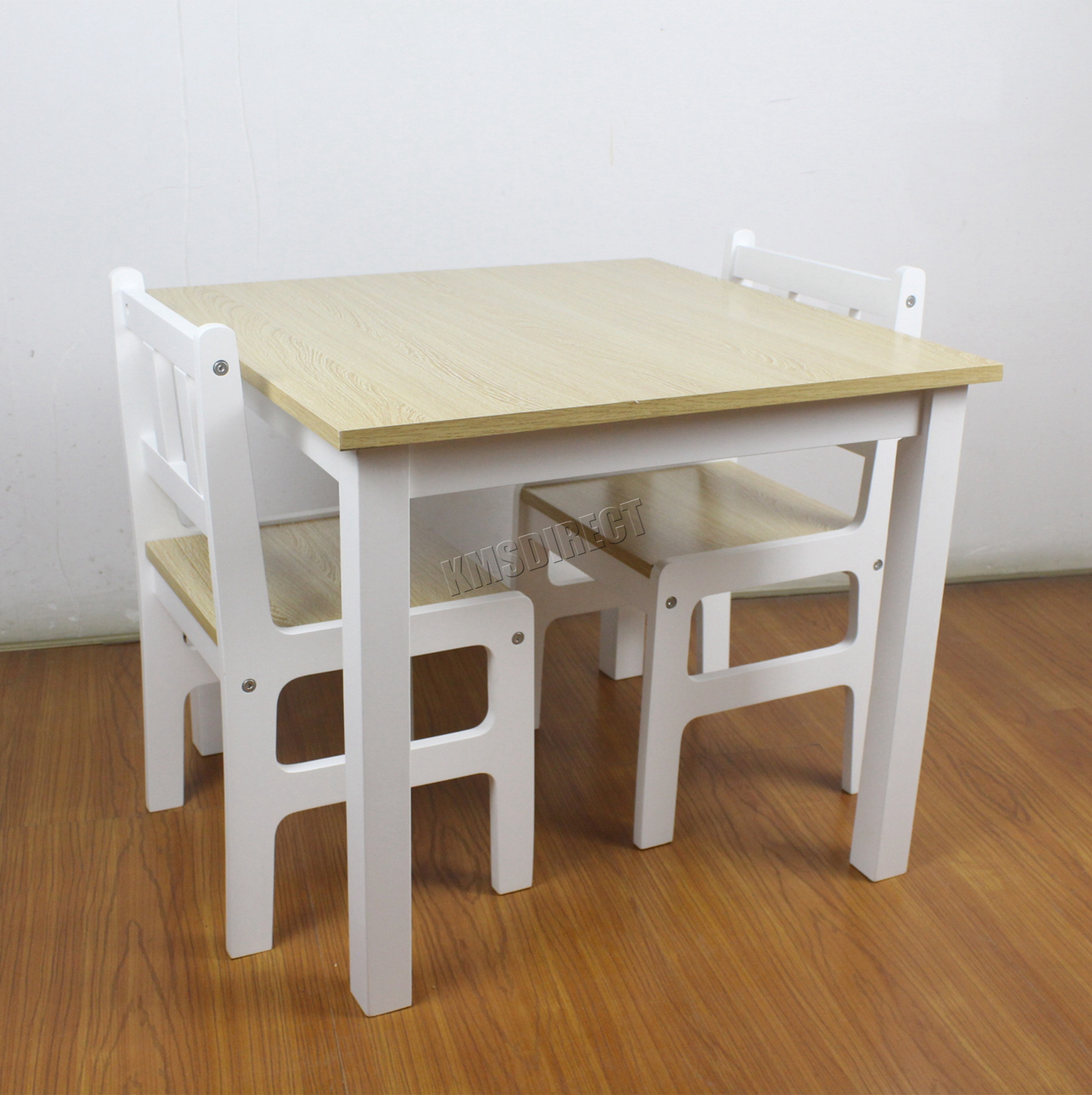 FoxHunter Kids Table With 2 Chairs set Children Toy