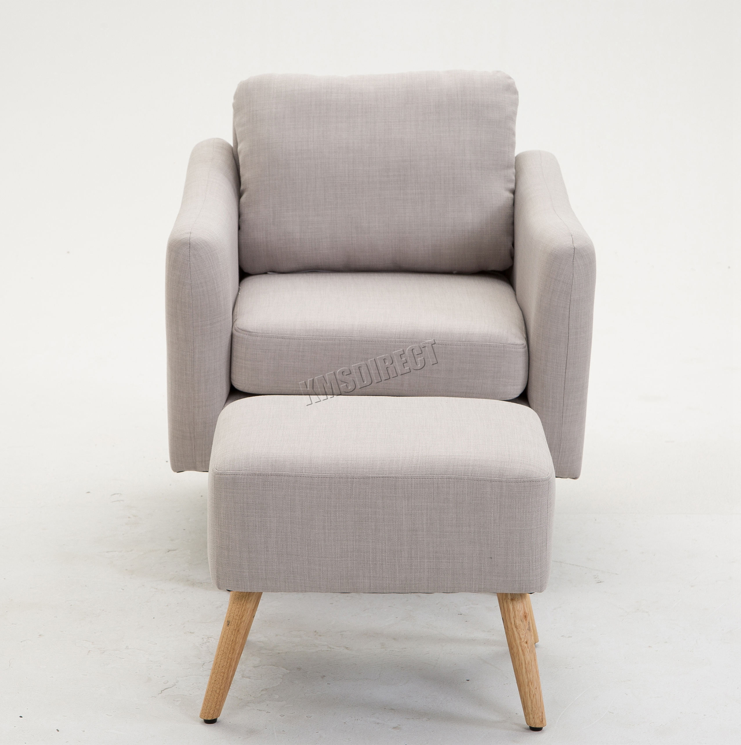 chair stool sofa dining room host chairs foxhunter fabric armchair lounge tub with foot