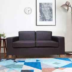 Solsta Sofa Bed Ransta Dark Gray 149 00 Best Material For Pet Owners Foxhunter Pu 2 Seater Couch Livingroom Lounge Home