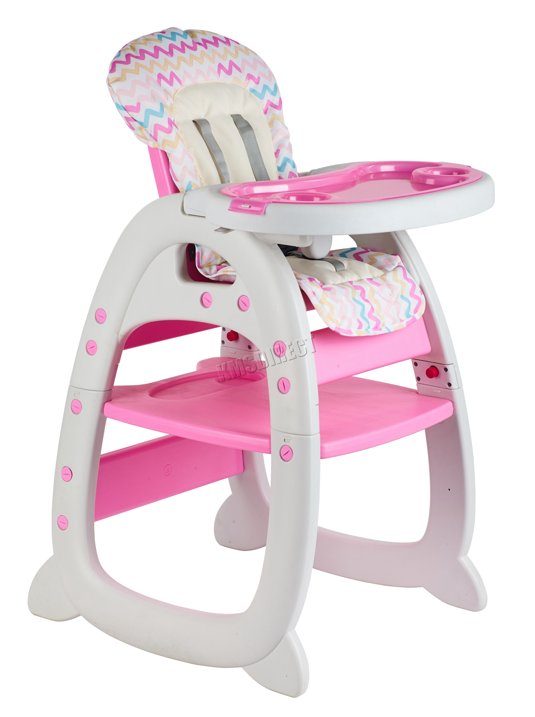 Baby Chair For Eating Foxhunter Baby Highchair Infant High Feeding Seat 3in1