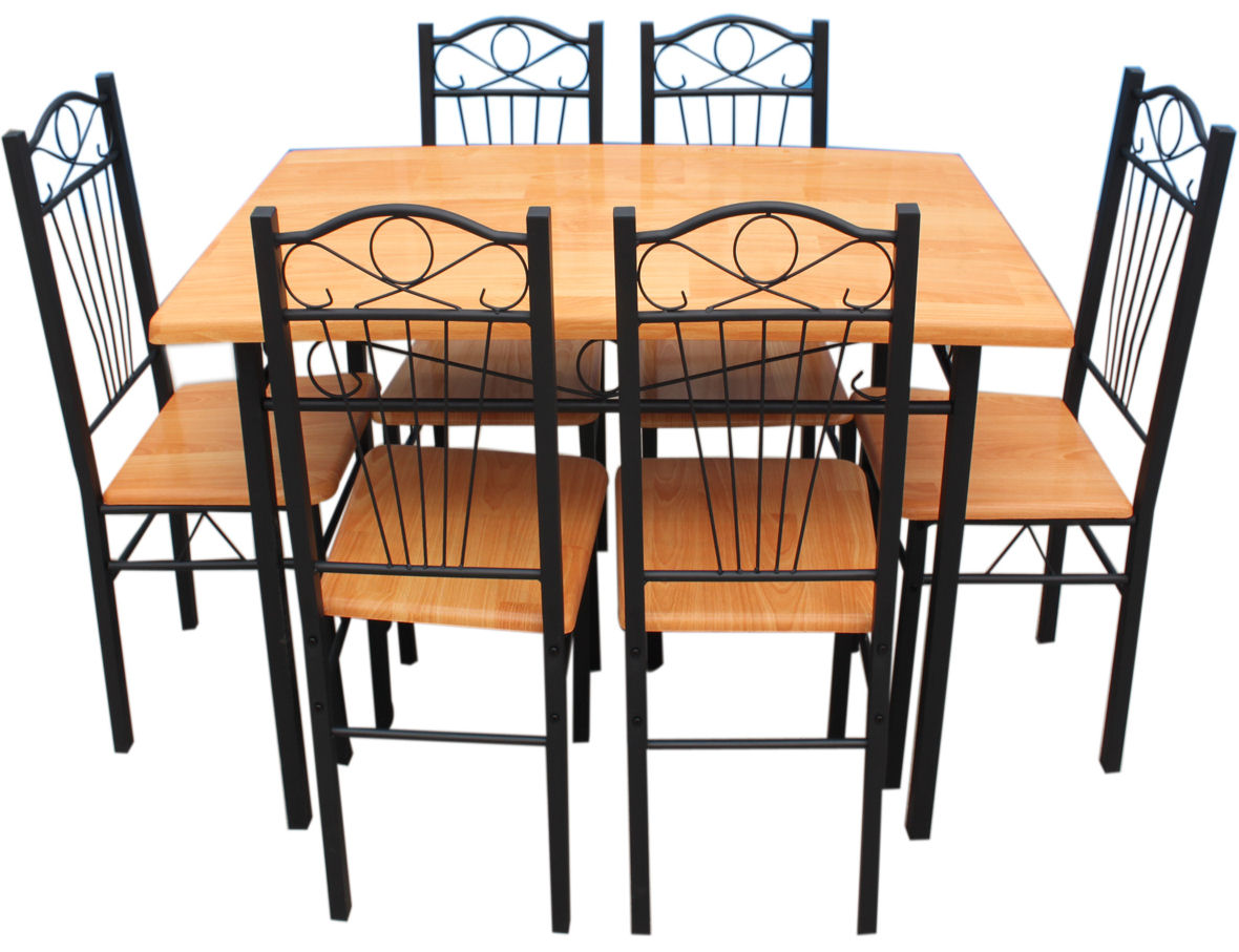 metal kitchen chair best table and chairs for toddlers new dining set with frame wood