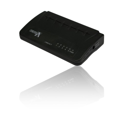 small resolution of 5 port rj45 nway lan network ethernet hub switch splitter 10 100 4 extra ports