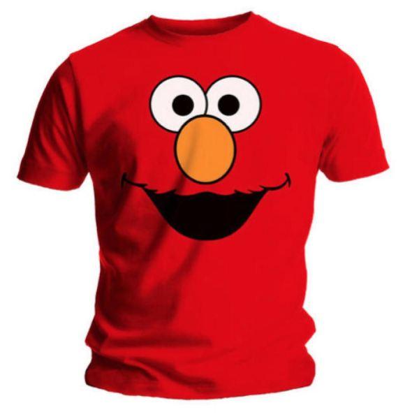 Elmo Face T-shirt Online