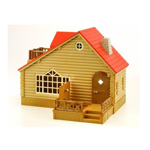 Sylvanian Family Log Cabin