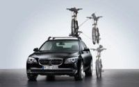 BMW Bike Bicycle Roof Rack Bars Lift/Hoist X1/X3/X5/X6 ...