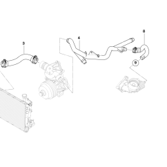2000 Bmw 323i Parts Diagram E30 Headlight Wiring E39 Cooling System Free Engine