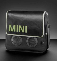 mini genuine in car portable electric cool bag box 82290432493 [ 1280 x 1091 Pixel ]