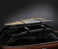MINI Genuine Surfboard Car Roof Rack Bars Holder Carrier ...