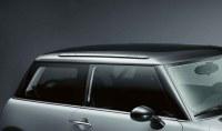 MINI Genuine Roof Rack Railing Aluminium Black For R50 R53 ...