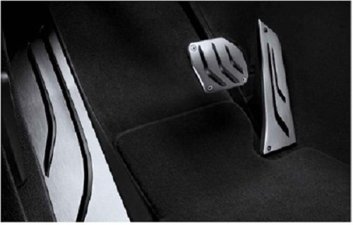 steering wheel diagram map sensor wiring bmw genuine m performance stainless steel pedals covers set 35002232278 | ebay