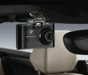 BMW Genuine Advanced Car Eye Front HD Dash Cam Road Camera