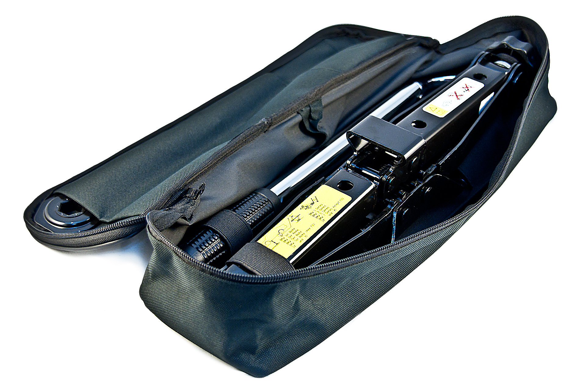 Bmw Genuine Car Lifting Jack+gloves+wrench+bag Set