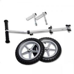 Daiwa Fishing Chair Brown Leather Executive Desk Td100 Wheel Kit Model No Td100wk Seat Box Accessory