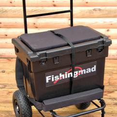 Quality Folding Chairs Comfort Lift Chair Bison Fishing Seat Box Trolley And Seatbox | Barrows & Trolleys Mad