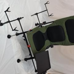 Daiwa Fishing Chair Stool Lazada Bison Delux Carp Station, Rod Pod, Bivvy Table, Bank Sticks, Etc | Chairs ...