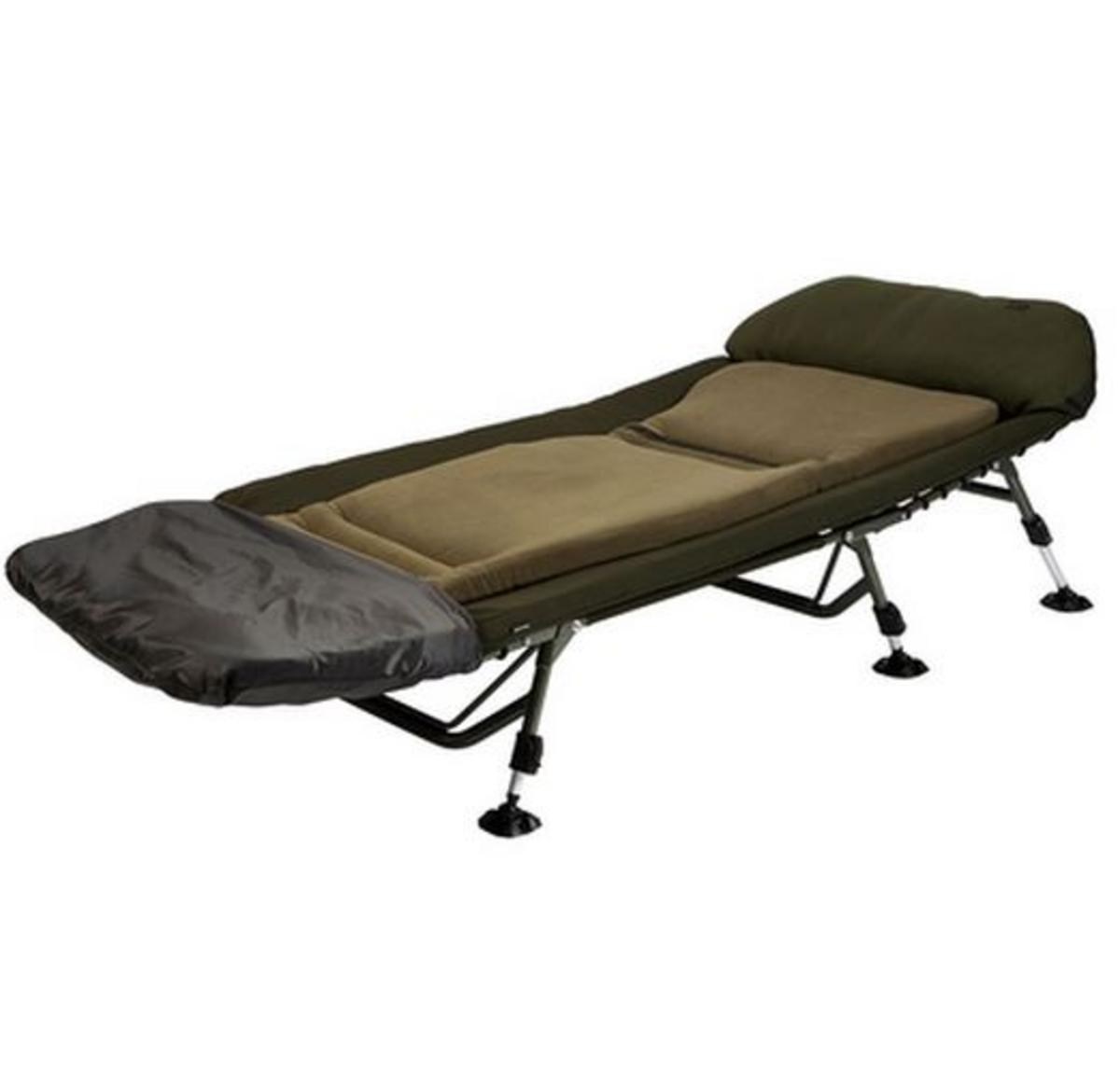 daiwa fishing chair inflatable bubble uk new infinity plateau bedchair dipbc1 chairs and bed