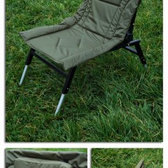 Fishing Chair Ebay Legs For Chairs Carp Bed Home Interior Design Trends Bison All Types