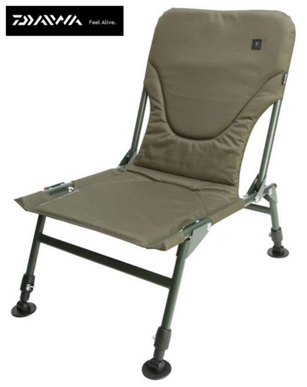 daiwa fishing chair bo concept chairs new black widow carp bwcc1 mad