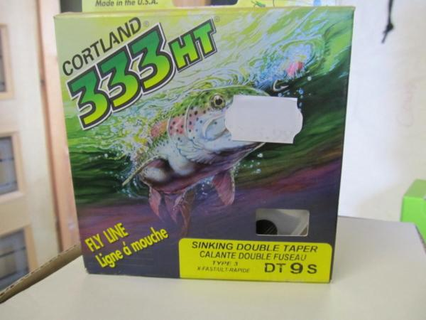 Special Cortland 333ht Fly Line Dt9s Sinking
