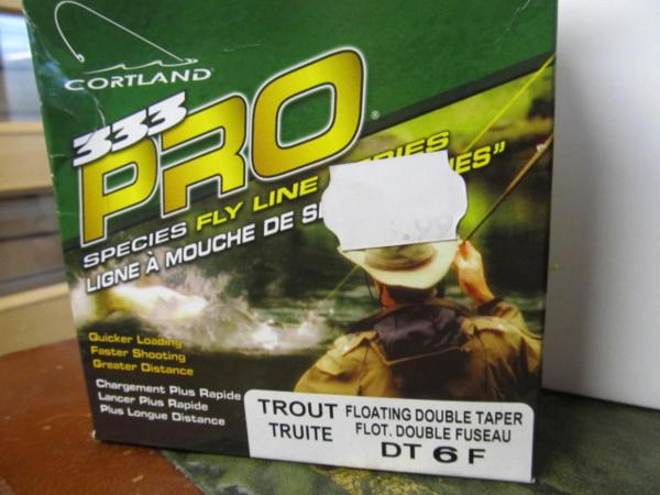 Special Cortland 333 Pro Species Fly Line Dt6f