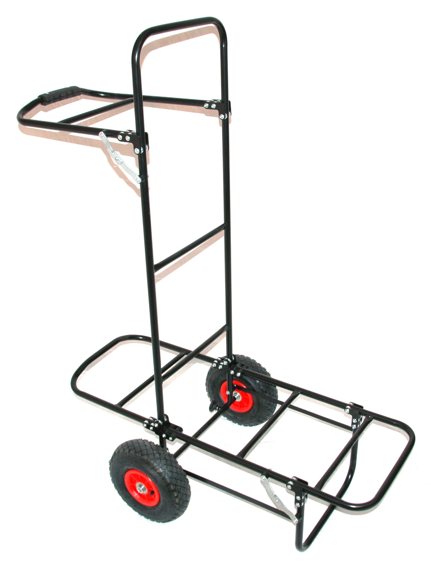 universal fishing chair attachments ladder back rush seat chairs bison pull trolley barrow porter rrp 79 99