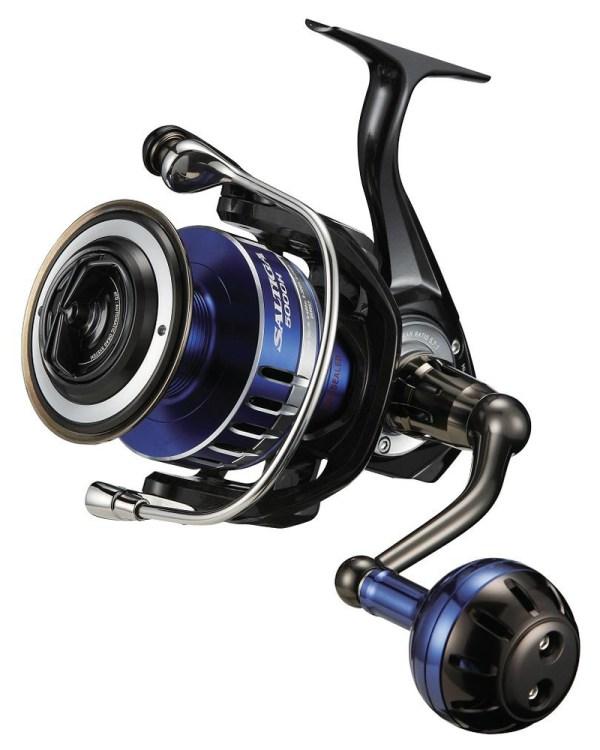 Daiwa 15 Saltiga Mag Sealed Fixed Spool Fishing Spinning Reel