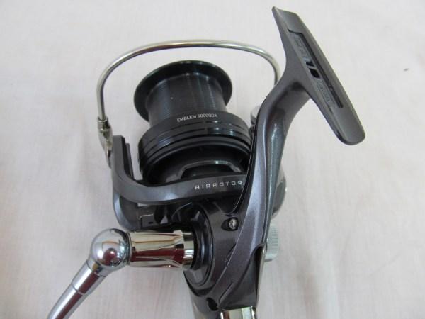 Display Daiwa Emblem Qda Carp Fishing Reel Emb5000qda