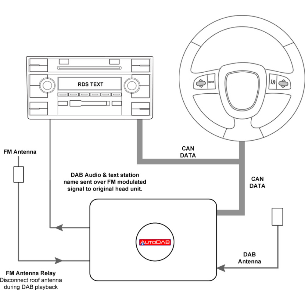 ford kuga sony dab radio wiring diagram