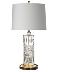 Waterford 40012231 Lead Crystal Irish Lace Table Lamp ...