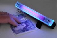 Portable ultra violet black light lamp & torch UV | eBay