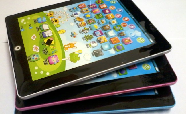 My First Year Kids Children Tablet Ipad Computer Laptop