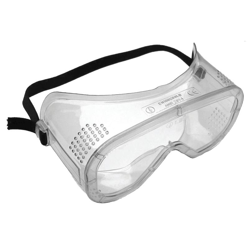 Martcare Impact Goggles High-resistance Polycarbonate Lens ...