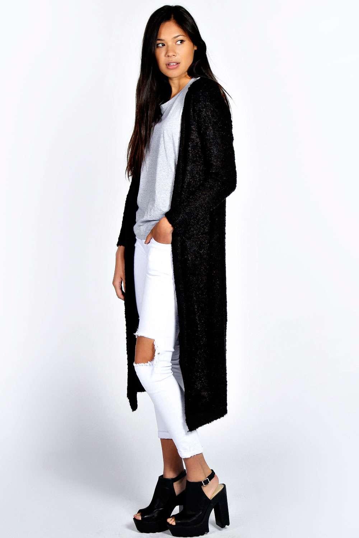 Black Long Cardigans For Women  Outdoor Jacket