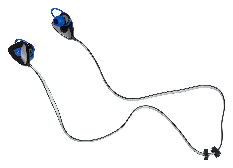 KitSound Trail Sports Bluetooth Wireless In-Ear Headphones