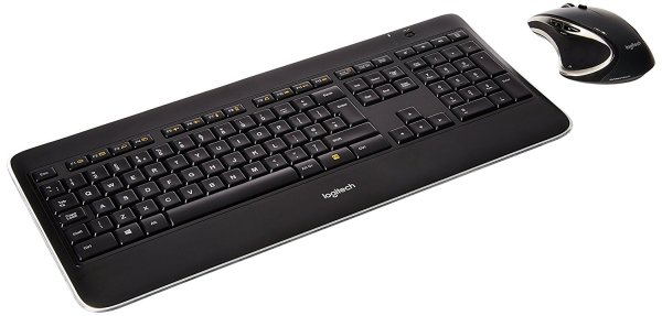 Logitech MX800 920006243 Wireless Keyboard Mouse UK