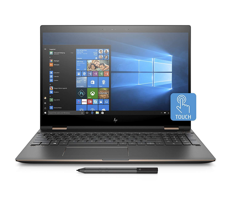HP Spectre x360 15.6