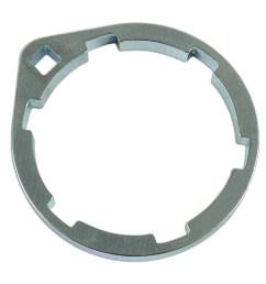 sentinel laser tools 6238 diesel fuel filter wrench volvo [ 3543 x 2362 Pixel ]