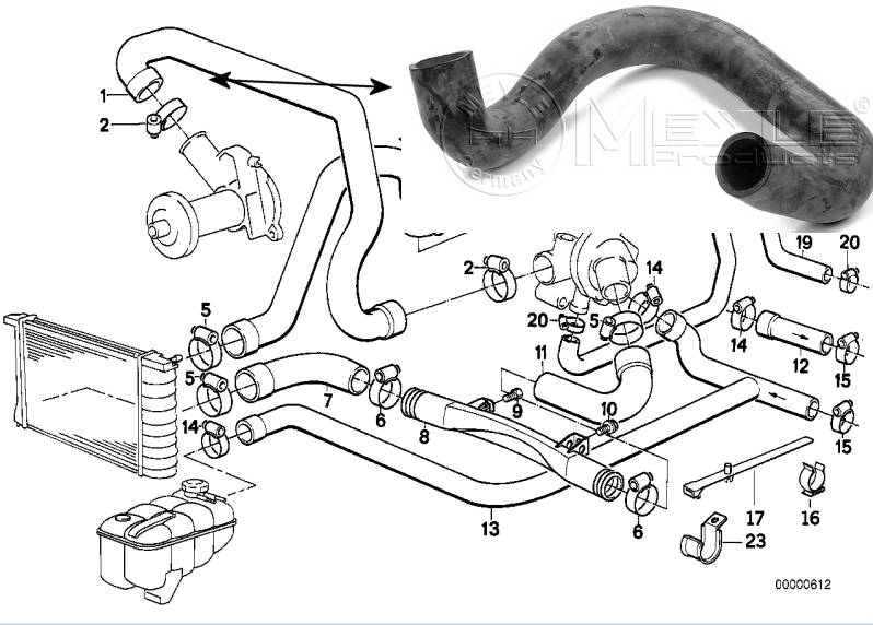 2000 Ford Taurus Cooling System Diagram. Ford. Wiring