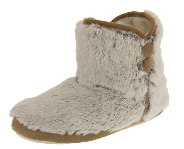 Warm Bootie Slippers Women