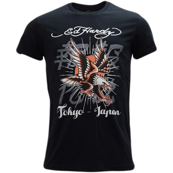 Ed Hardy T-shirt Skull T Shirts Eagle Tee
