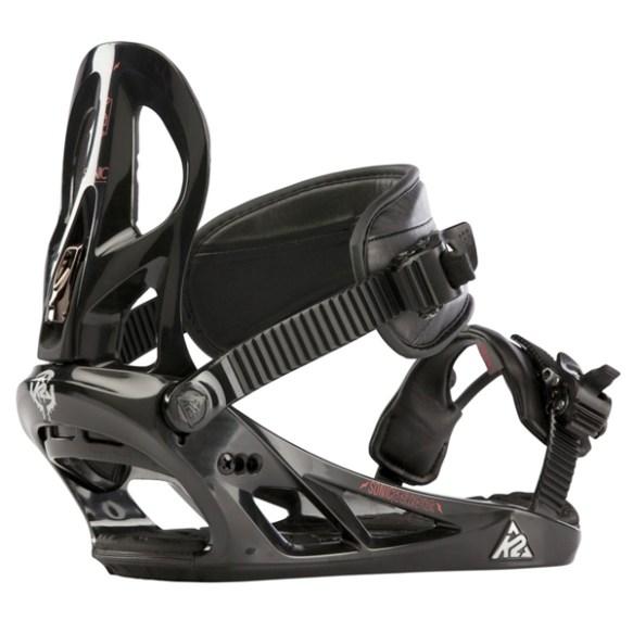 K2 Sonic Snowboard Binding 2013 Black