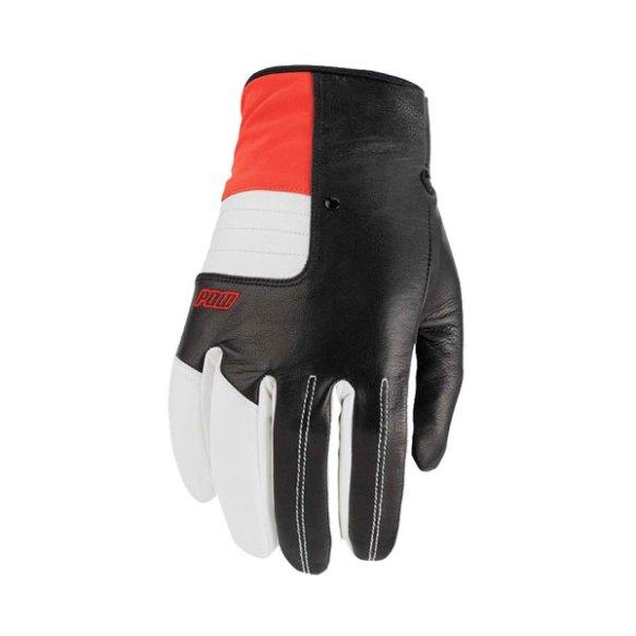 Pow Gloves Villain Snowboard Ski Gloves 2013 in Red