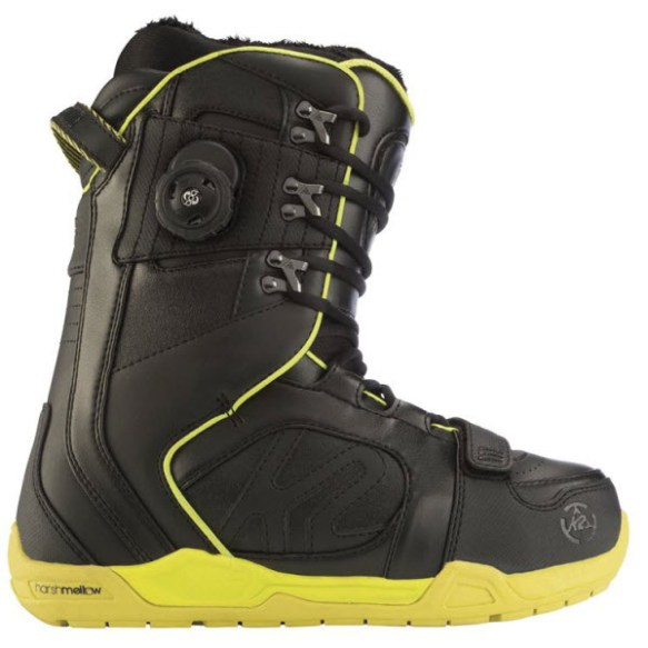 K2 Darko Mens Snowboard Boots Black 2012 Various Sizes