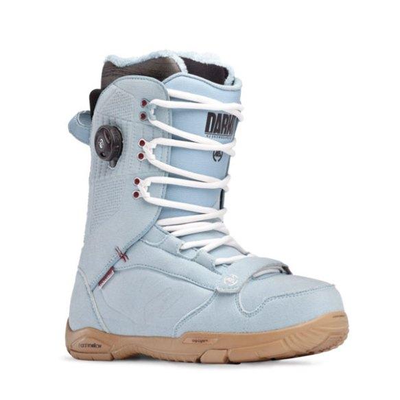 K2 Darko Mens Snowboard Boots 2014 in Blue