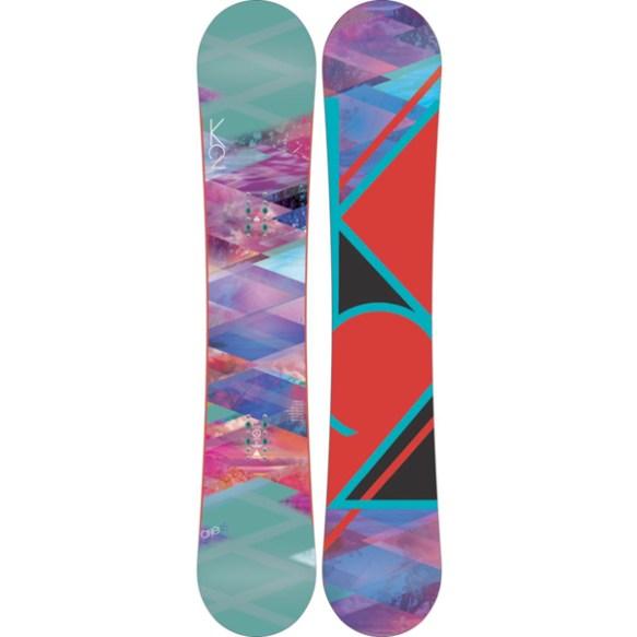 K2 Eco Lite Womens Snowboard 2014 Various Sizes